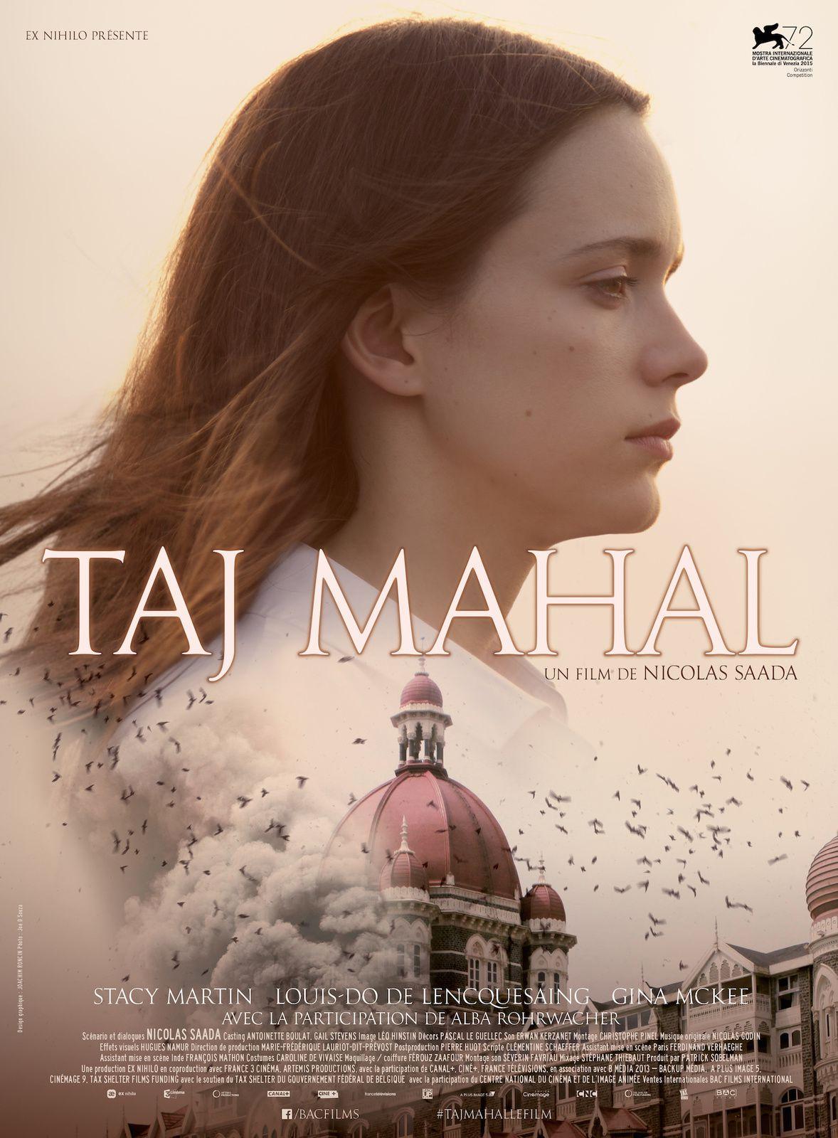 TAJ MAHAL - Découvrez trois extraits du nouveau film de Nicolas Saada - Le 2 décembre 2015 au cinéma !
