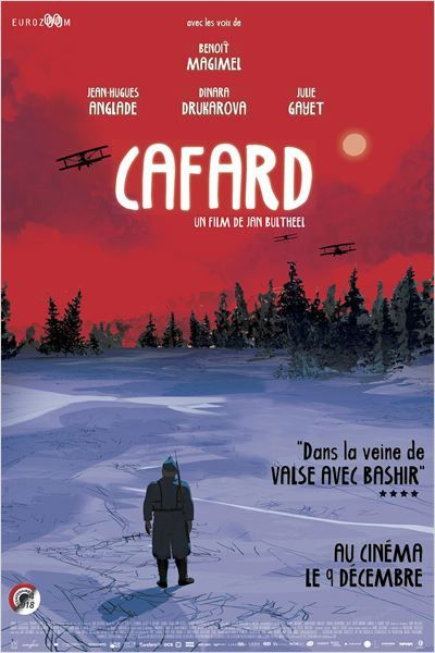 Cafard (BANDE ANNONCE 2015) avec Benoît Magimel, Jean-Hugues Anglade, Julie Gayet