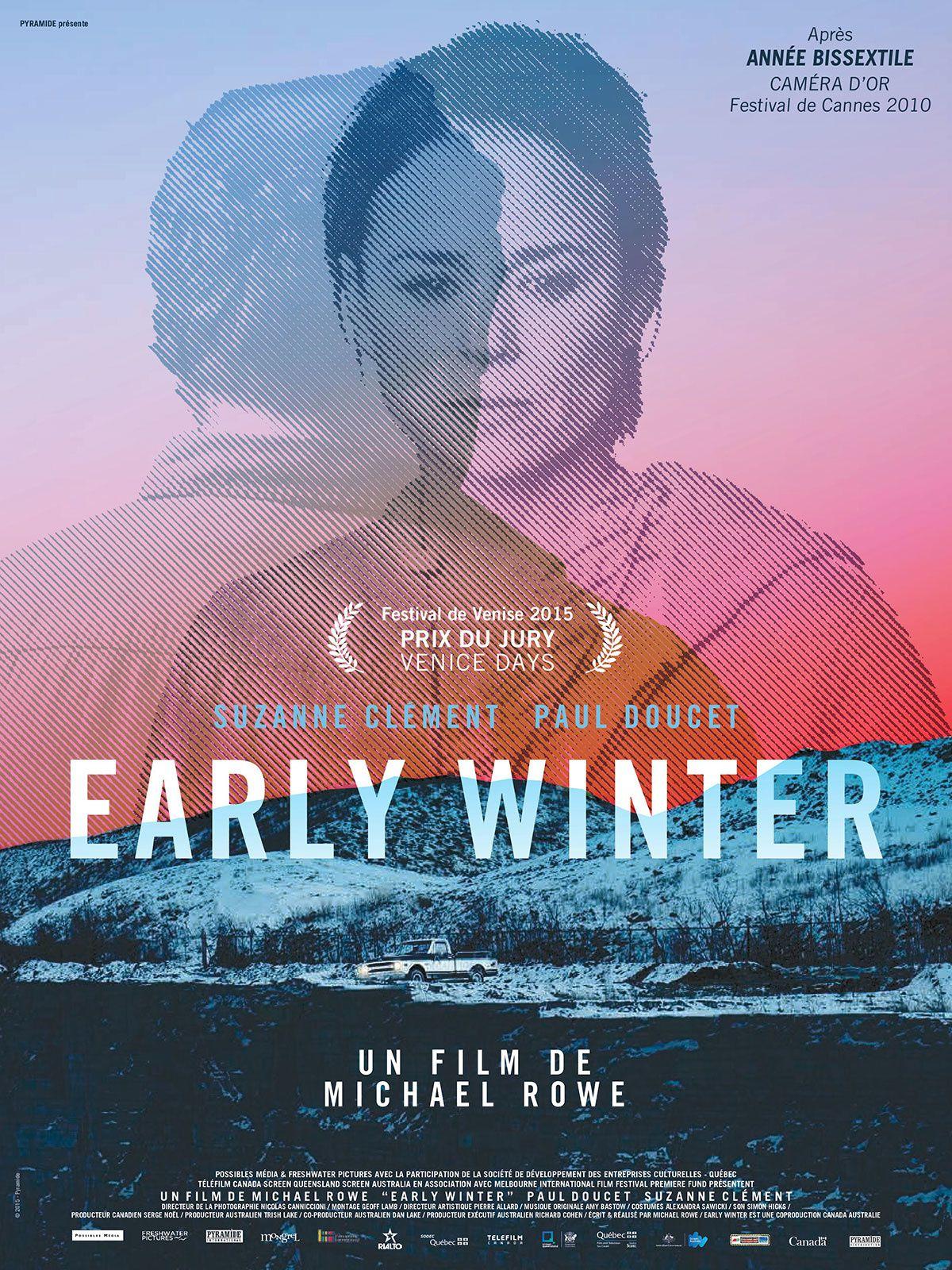 Early Winter (BANDE ANNONCE VOST) avec Paul Doucet, Suzanne Clément, Micheline Lanctôt  - 06 01 2016