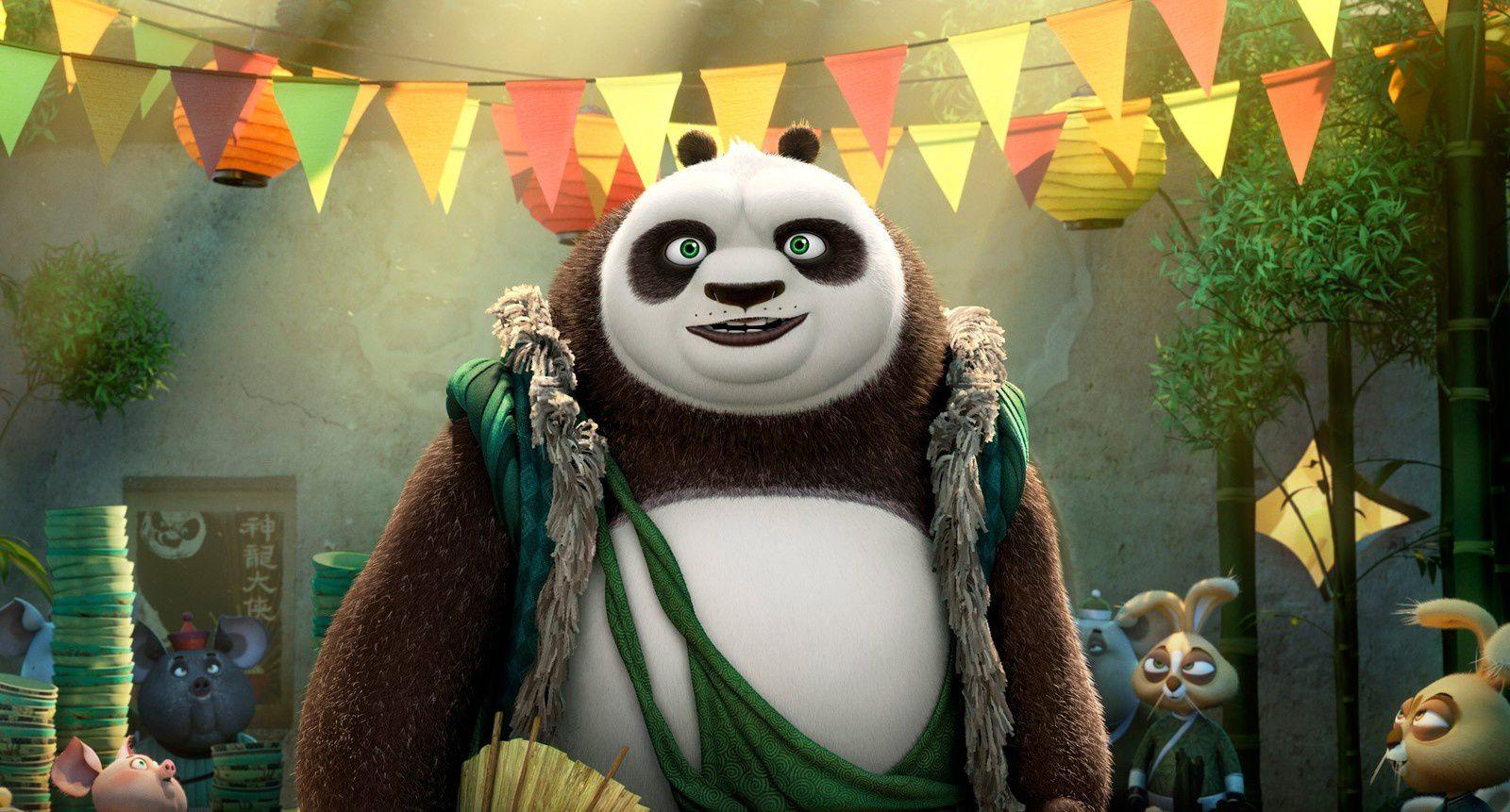 Kung Fu Panda 3 (BANDE ANNONCE VF et VOST) avec Jack Black, Angelina Jolie, Seth Rogen - 30 03 2016