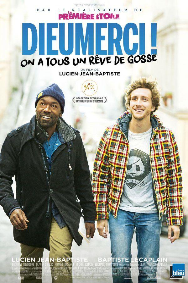 DIEUMERCI ! (BANDE ANNONCE) avec Lucien Jean-Baptiste , Baptiste Lecaplain , Delphine Théodore - 09 03 2016