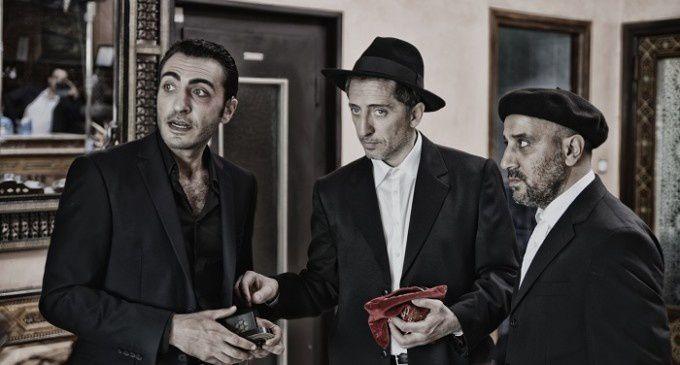 L'orchestre de minuit (BANDE ANNONCE) avec Gad Elmaleh, Avishay Benazra, Aziz Dades - 02 03 2016