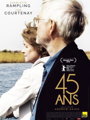 45 ans (BANDE ANNONCE VOST) avec Charlotte Rampling, Tom Courtenay, Geraldine James - 27 01 2016 (45 Years)