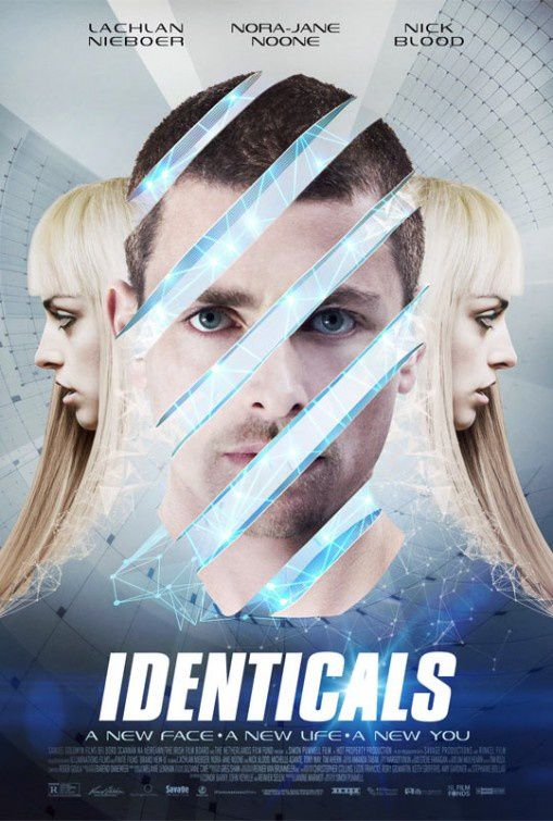 IDENTICALS (BANDE ANNONCE VO 2015) avec Nick Blood, Nora-Jane Noone, Tony Way