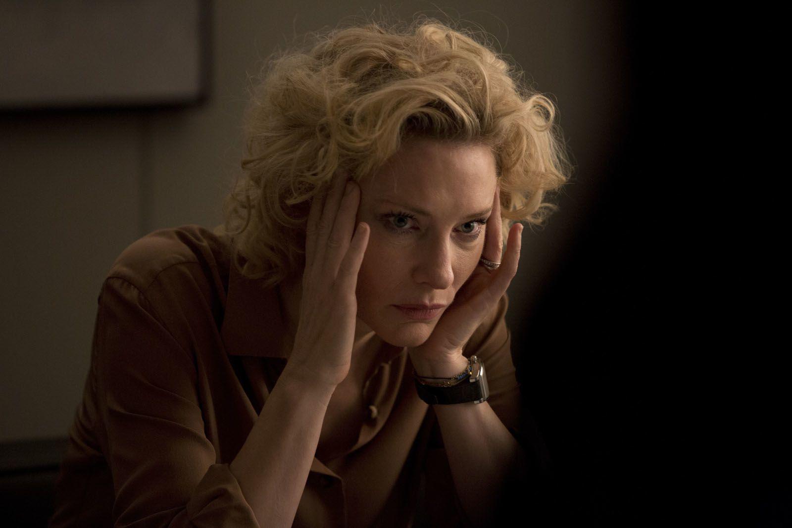 Truth : Le prix de la vérité (BANDE ANNONCE VF et VOST) avec Cate Blanchett, Robert Redford - Le 6 avril 2016 au cinéma