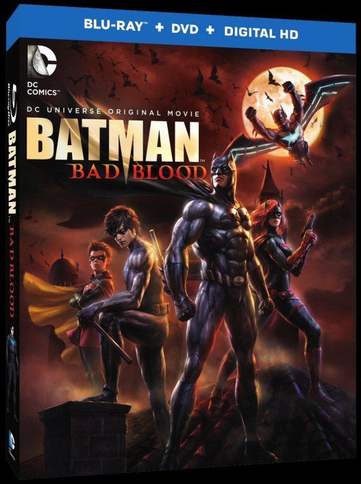 Batman : Bad Blood (BANDE ANNONCE VOST 2016) Actuellement en DVD