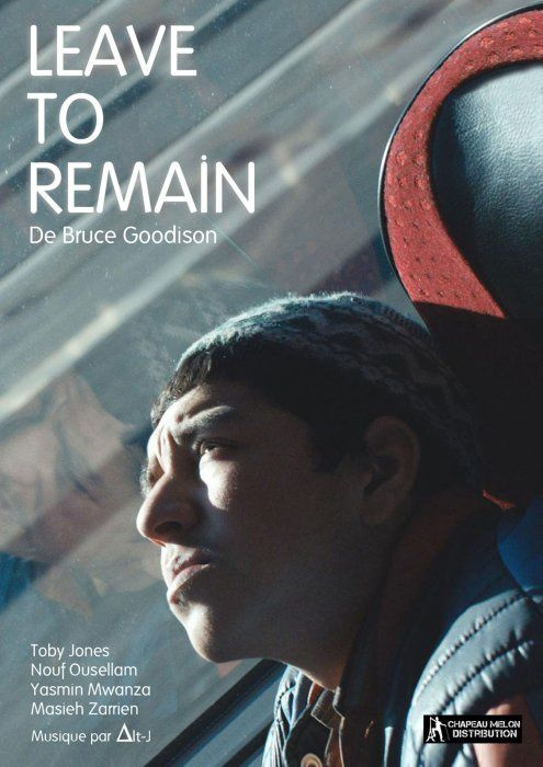 Leave to Remain (BANDE ANNONCE VO) avec Toby Jones, Noof Ousellam, Yasmin Mwanza - 09 03 2016