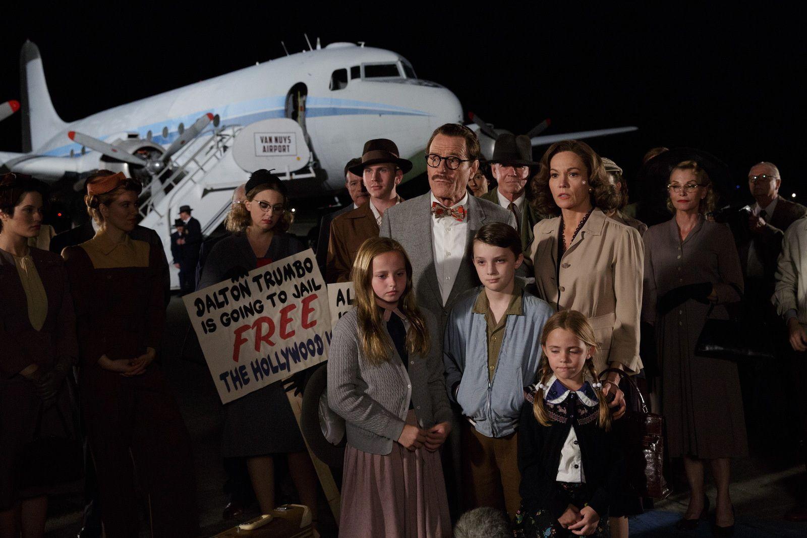DALTON TRUMBO avec Bryan Cranston, Helen Mirren, Diane Lane - AU CINEMA LE 27 AVRIL 2016