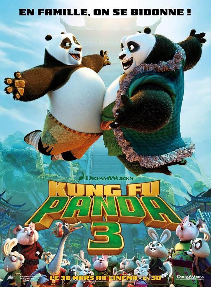 Kung Fu Panda 3 (4 EXTRAITS VF et VOST) Le 30 mars 2016 au cinéma
