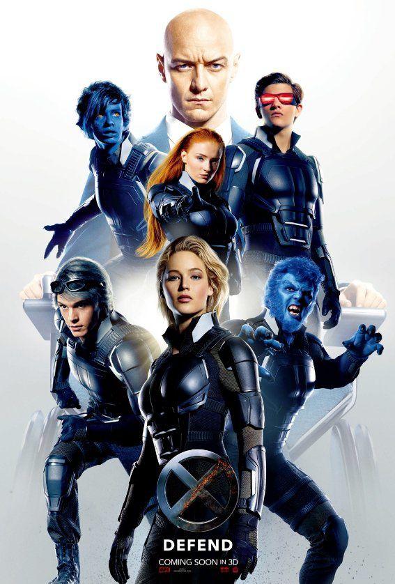 X-Men : Apocalypse (BANDE ANNONCE VF et VOST) de Brian SINGER - Le 18 mai 2016 au cinéma