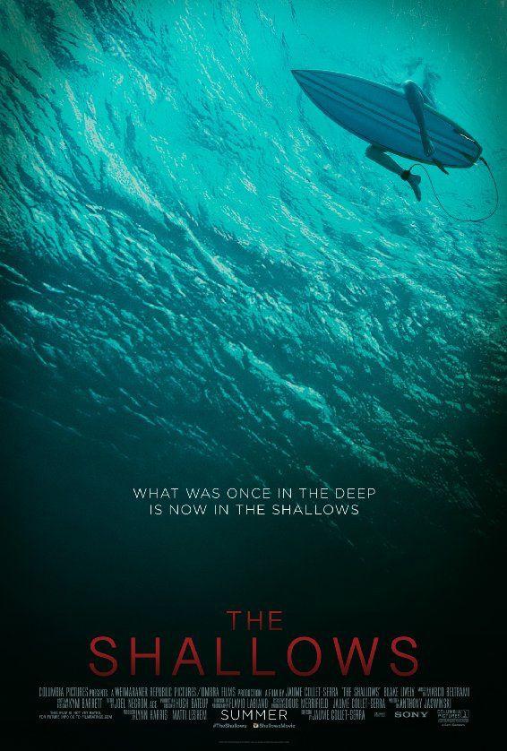 Instinct de survie - The Shallows (BANDE ANNONCE VF et VOST) de Jaume Collet-Serra - Le 17 août 2016 au cinéma