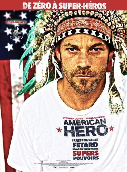 AMERICAN HERO (de zéro à super-héros) (BANDE ANNONCE VOST) avec Stephen Dorff, Eddie Griffin - Au cinéma le 8 juin 2016