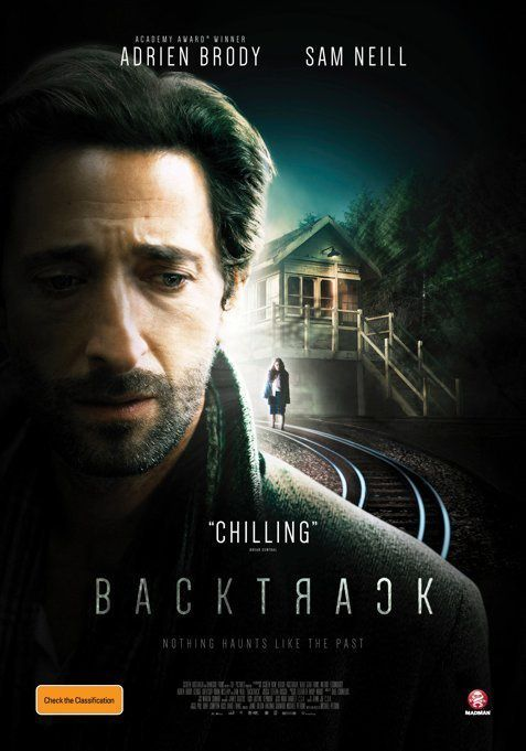 Backtrack (2015) (BANDE ANNONCE) avec Adrien Brody, Sam Neill, Robin McLeavy, Bruce Spence, Jenni Baird