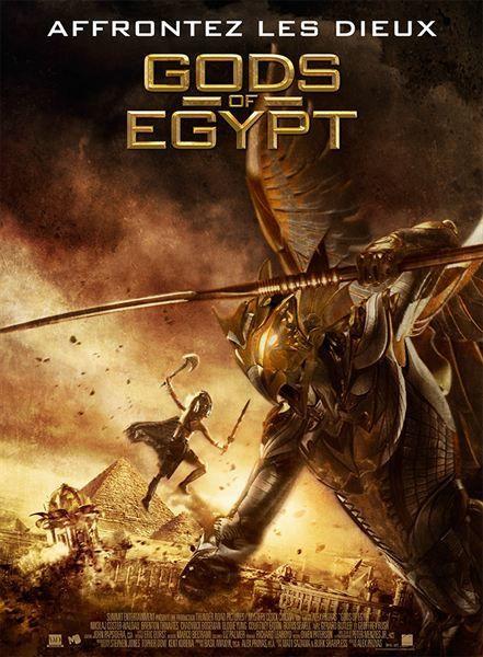 Gods of Egypt (BANDE ANNONCE VF et VOST) de Alex Proyas avec Gerard Butler, Brenton Thwaites, Rufus Sewell - Le 6 avril 2016 au cinéma