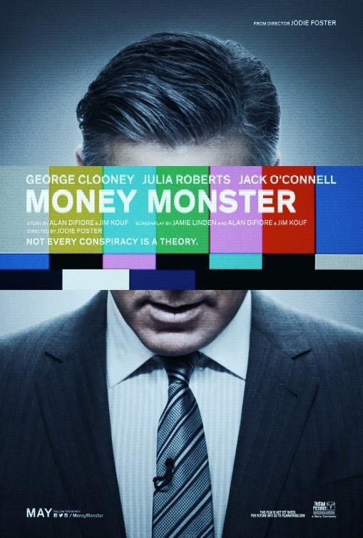 MONEY MONSTER (BANDE ANNONCE VF et VOST) avec George Clooney, Julia Roberts - Le 12 mai 2016 au cinéma
