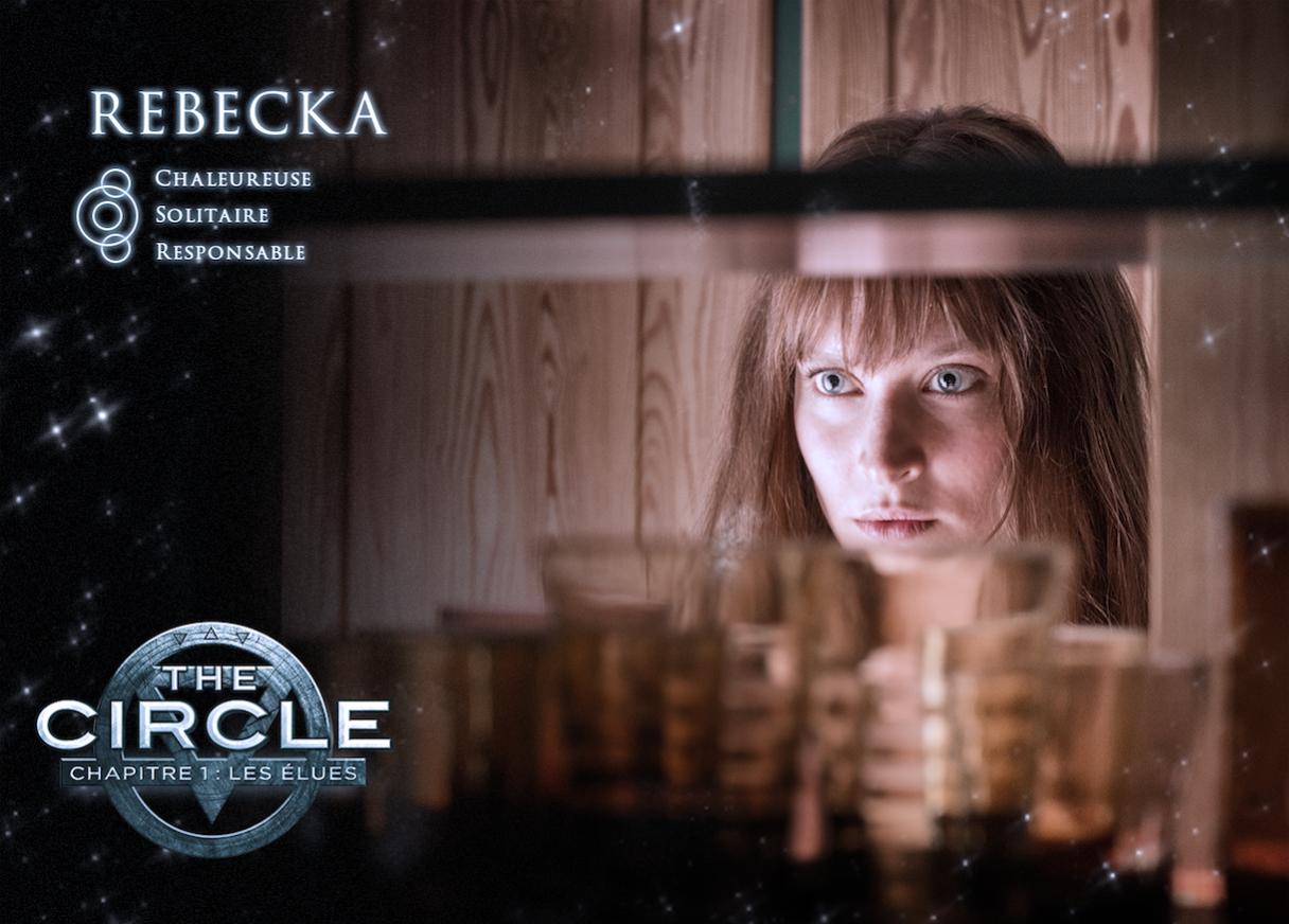 Découvrez les héroïnes de THE CIRCLE - Chapitre 1 : Les Elues - En DVD, Blu-Ray, VOD et téléchargement définitif le 23 avril 2016