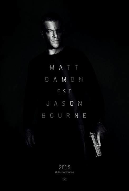 Jason Bourne (BANDE ANNONCE VF et VOST) avec Matt Damon, Tommy Lee Jones, Vincent Cassel - Le 10 août 2016 au cinéma