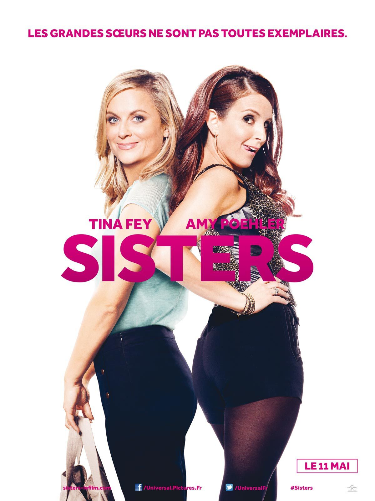 Sisters (BANDE ANNONCE VF et VOST) avec Tina Fey, Amy Poehler, Maya Rudolph - 11 05 2016