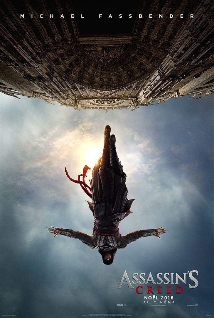 Assassin's Creed (BANDE ANNONCE VF et VOST) avec Michael Fassbender, Marion Cotillard, Ariane Labed - Le 21 décembre 2016 au cinéma