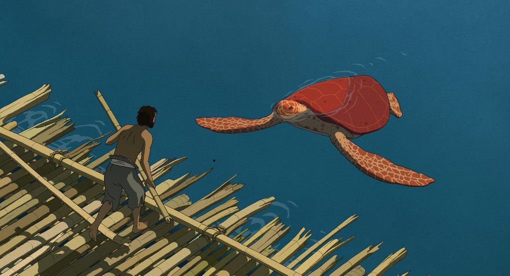 La tortue rouge (BANDE ANNONCE + 2 EXTRAITS  + REACTIONS DU PUBLIC) de Michael Dudok de Wit - Le 29 juin 2016 au cinéma (The red turtle)