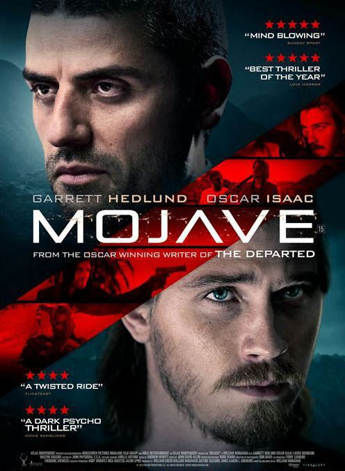 MOJAVE (BANDE ANNONCE VF 2015) en Blu-ray, DVD et VOD le 6 juillet 2016 avec Oscar Isaac, Mark Wahlberg, Louise Bourgoin