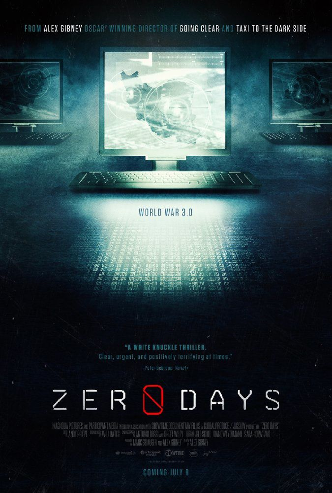 Zero Days (BANDE ANNONCE VO 2016) avec Mahmoud Ahmadinejad, George W. Bush, Hillary Clinton