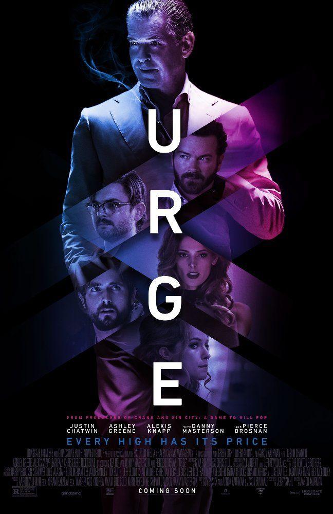 URGE (BANDE ANNONCE VO 2016) avec Pierce Brosnan, Ashley Greene, Alexis Knapp