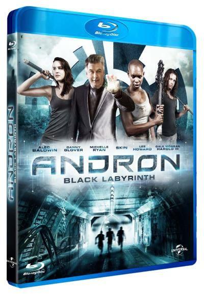Andròn - The Black Labyrinth (BANDE ANNONCE VO 2015 + 1 EXTRAIT VF) En DVD et BLU-RAY le 23 août 2016 avec Michelle Ryan, Alec Baldwin, Danny Glover