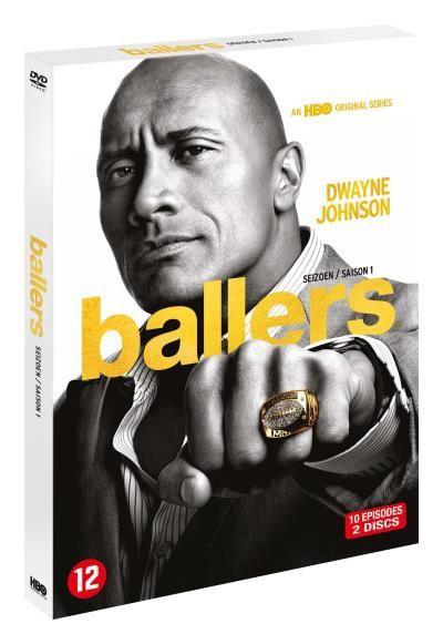 Ballers (saison 1) (BANDE ANNONCE VO) En DVD le 22 juin 2016 avec Dwayne Johnson, Rob Corddry, John David Washington, Omar Miller