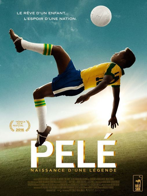 PELÉ - Naissance d'une légende (BANDE ANNONCE VOST + 4 EXTRAITS) En avant-première VOD le 29 Juillet - En DVD &amp&#x3B; Blu-ray Collector le 3 Août 2016 avec Leonardo Lima Carvalho, Kevin de Paula, Vincent D'Onofrio (Pelé - The Birth of a Legend)
