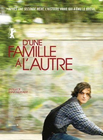 D'une famille a l'autre (BANDE ANNONCE VOST) de Anna Muylaert - Le 20 juillet 2016 au cinéma (Mãe Só Há Uma)
