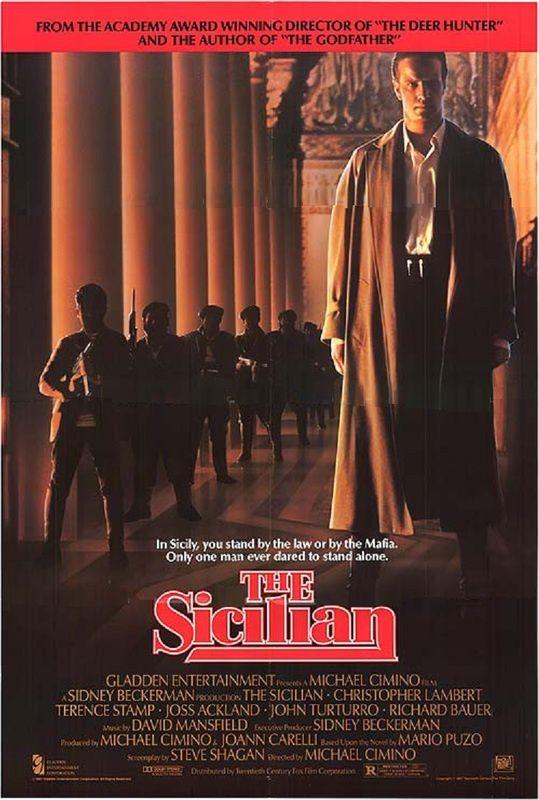 Le Sicilien (BANDE ANNONCE VOST 1987) de Michael Cimino avec Christophe Lambert, Terence Stamp (The Sicilian) (O Siciliano)