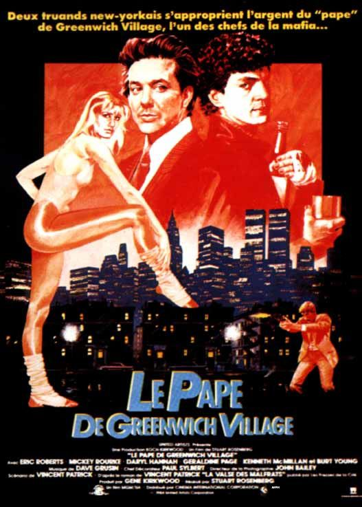 Le Pape de Greenwich Village (BANDE ANNONCE VO 1984) avec Eric Roberts, Mickey Rourke, Daryl Hannah (The Pope of Greenwich Village)