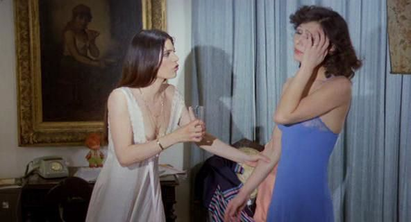 LA SOEUR D'URSULA (BANDE ANNONCE VOST 1978) avec Barbara Magnolfi, Stefania D'Amario, Anna Zinnemann (La sorella di Ursula)