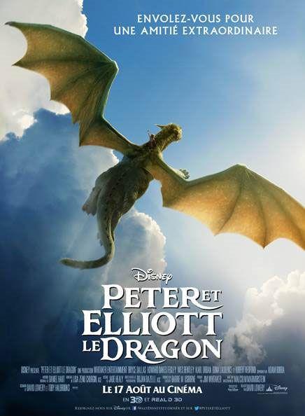 Peter et Elliott le Dragon (BANDE ANNONCE VF et VOST) avec Bryce Dallas Howard, Robert Redford, Oakes Fegley - Au cinéma le 17 août 2016