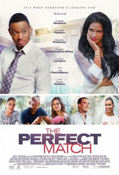 The Perfect Match (BANDE ANNONCE VOST 2016) avec Terrence Jenkins, Cassie Ventura, Donald Faison