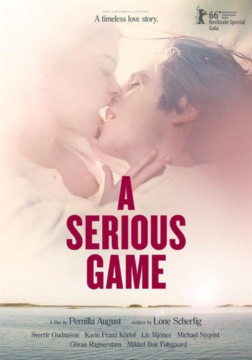 A Serious Game (BANDE ANNONCE VO) avec Sverrir Gudnason, Karin Franz Körlof, Liv Mjönes - Le 7 décembre 2016 au cinéma (Den allvarsamma leken)