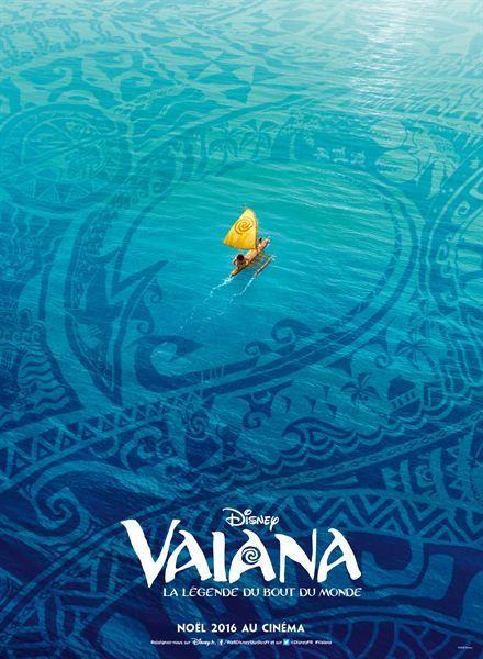 Vaiana, la légende du bout du monde (Moana) (BANDE ANNONCE VF) de Ron Clement et John Musker avec Dwayne Johnson - Le 30 novembre 2016 au cinéma