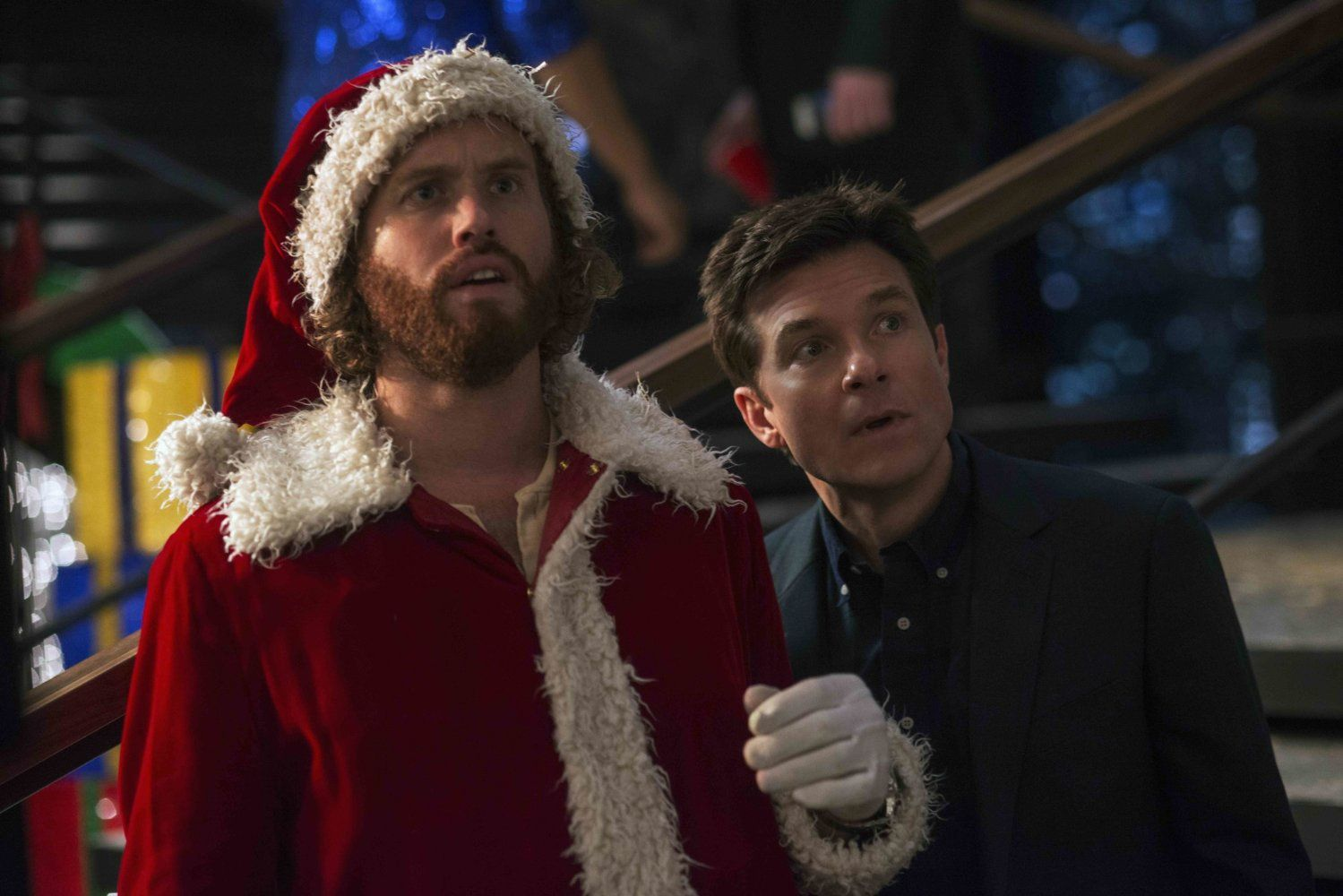 OFFICE CHRISTMAS PARTY (BANDE ANNONCE VO 2016) avec Jennifer Aniston, T.J. Miller, Jason Bateman