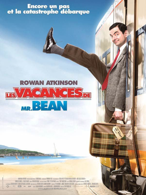 Les vacances de Mr. Bean (BANDE ANNONCE VF 2007) avec Rowan ATKINSON, Willem DAFOE, Emma de CAUNES, Jean ROCHEFORT (Mr. Bean's Holiday)