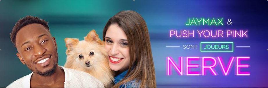 2 Youtubeurs français (JayMaxvi et Push your Pink) relèvent les défis de NERVE - Au cinéma le 24 août 2016