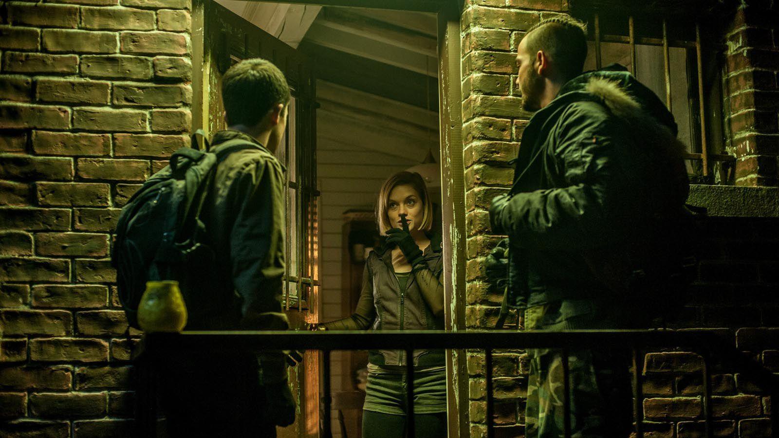 Don't Breathe – La Maison des Ténèbres (BANDE ANNONCE VF et VOST) avec Jane Levy, Dylan Minnette, Stephen Lang - Le 5 octobre 2016 au cinéma