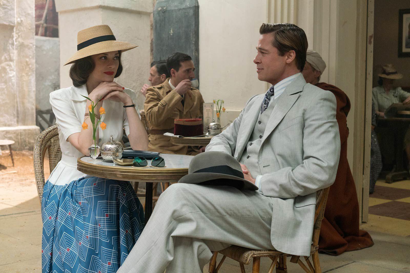 Alliés (BANDE ANNONCE VF et VOST) de Robert Zemeckis avec Brad Pitt, Marion Cotillard -  Le 23 novembre 2016 au cinéma (Allied)