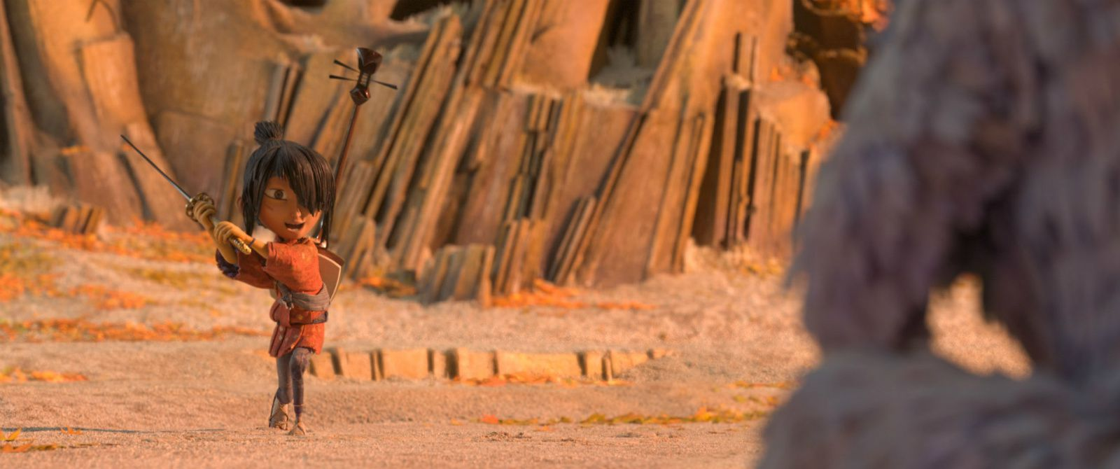 Kubo et l'épée magique (BANDE ANNONCE VF et VOST) avec Art Parkinson, Matthew McConaughey, Charlize Theron - 21 09 2016 au cinéma (Kubo and the two strings)