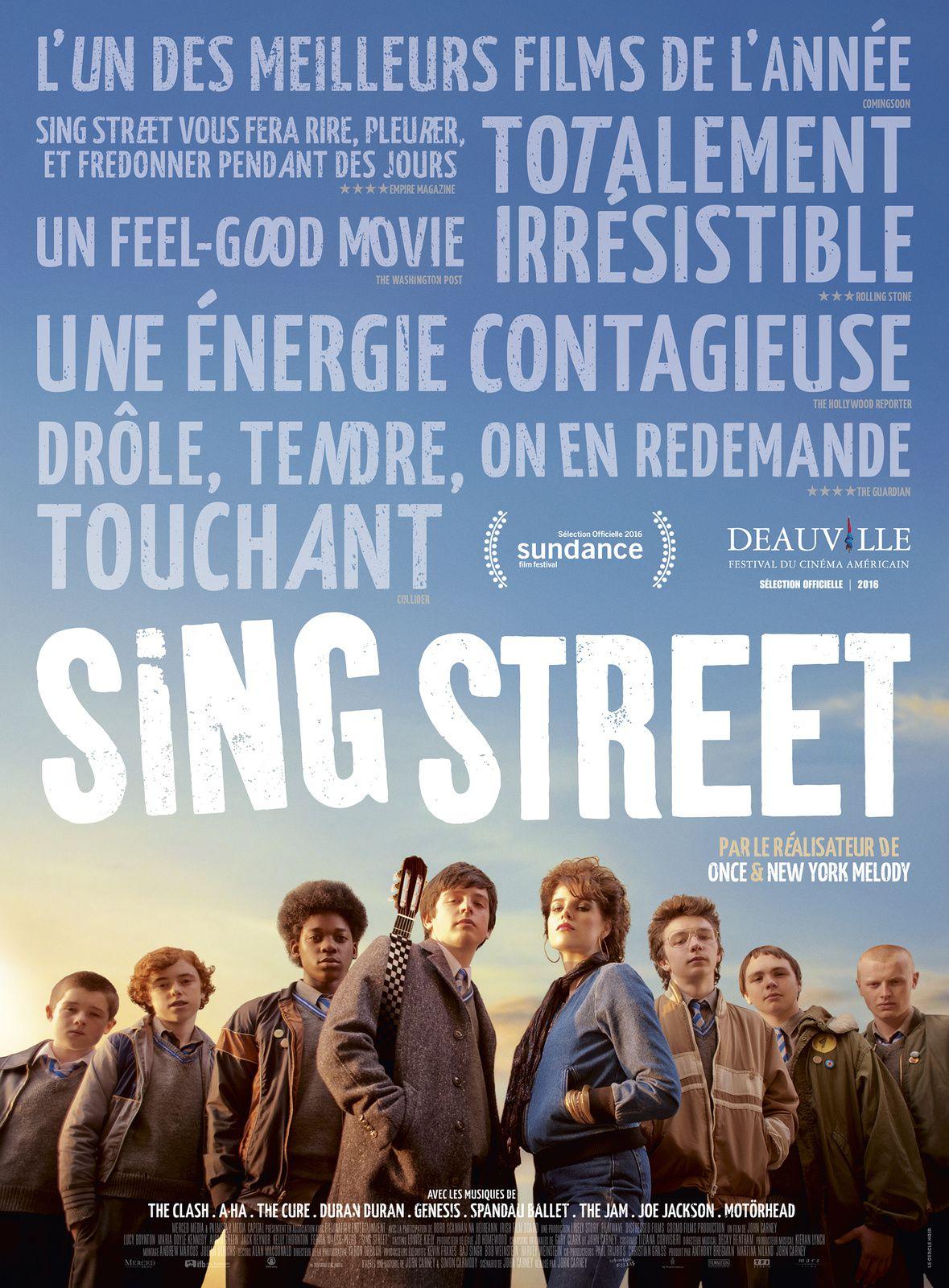 Sing Street (BANDE ANNONCE VOST) avec Aidan Gillen, Maria Doyle Kennedy, Jack Reynor - Le 26 octobre 2016 au cinéma