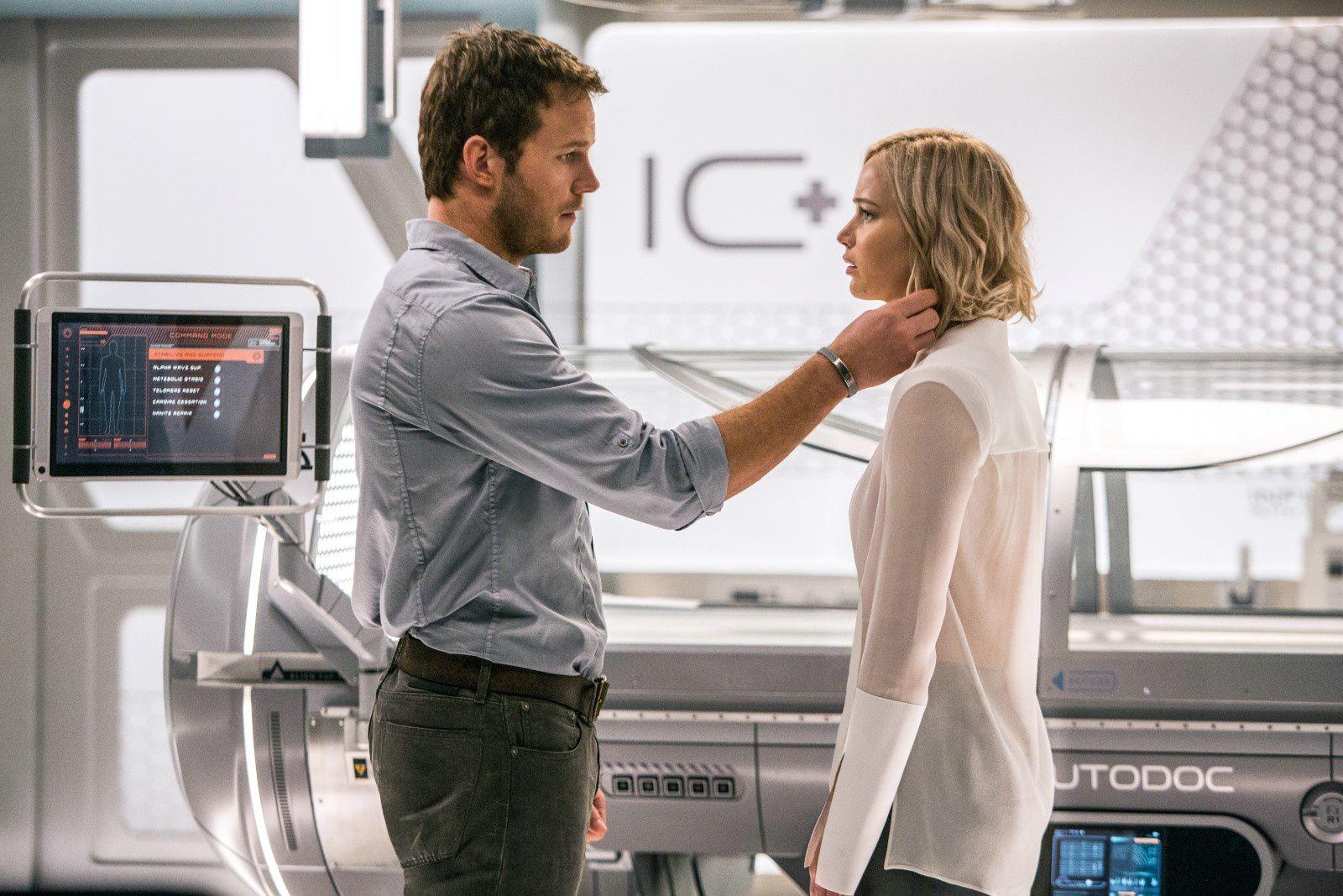 Passengers (BANDE ANNONCE + 3 EXTRAITS VF et VOST) avec Jennifer Lawrence, Chris Pratt, Michael Sheen - Le 28 décembre 2016 au cinéma