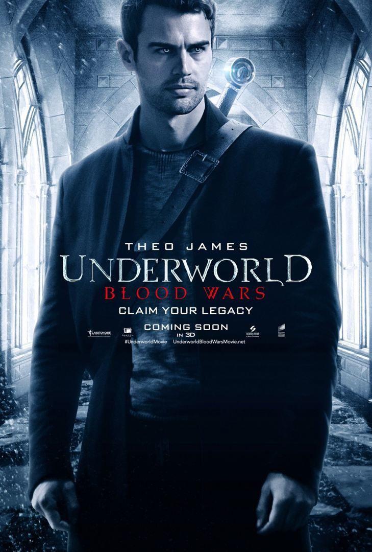 Underworld : Blood Wars (BANDE ANNONCE VF et VOST) avec Kate Beckinsale, Theo James, Charles Dance - Le 15 février 2017 au cinéma