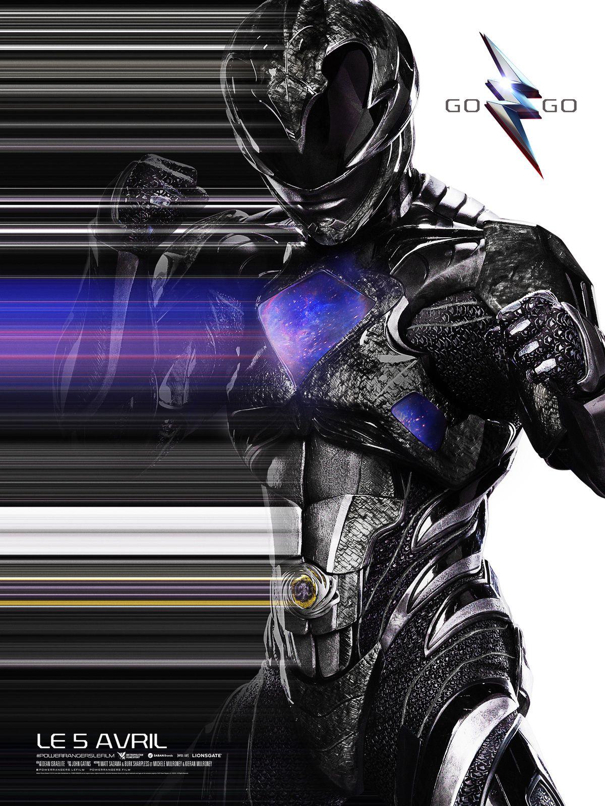 POWER RANGERS (BANDE ANNONCE VF et VOST) Au cinéma le 5 avril 2017