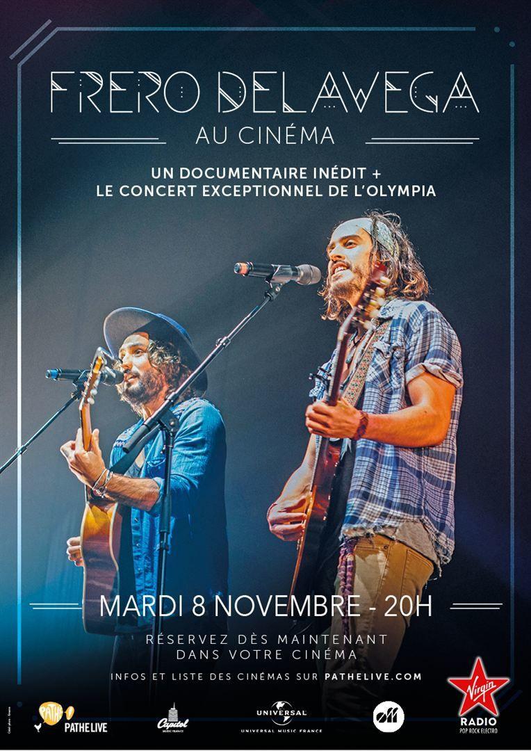 Fréro Delavega au cinéma le 8 novembre 2016 (BANDE ANNONCE)