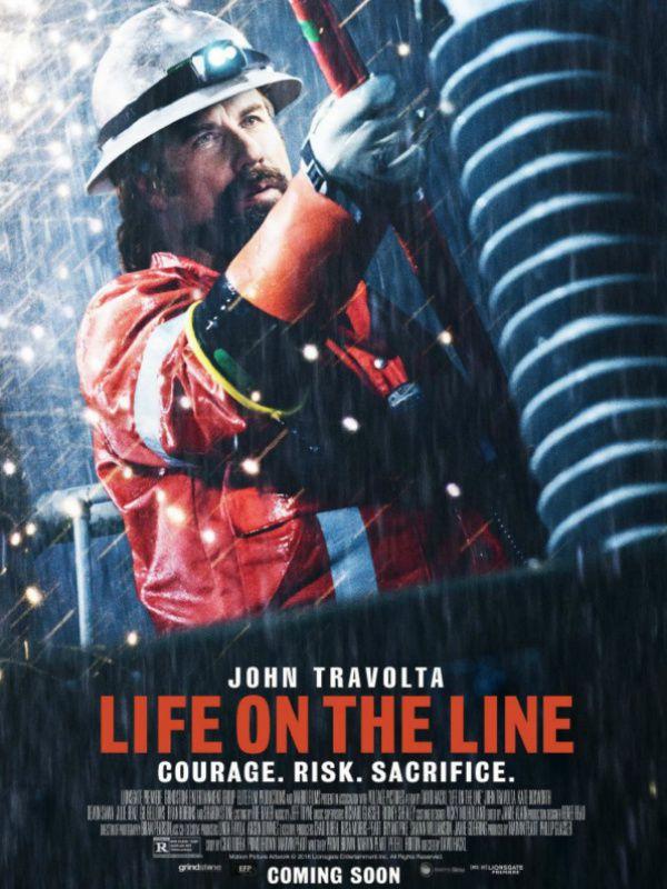 Life on the line (BANDE ANNONCE VO 2016) avec John Travolta, Kate Bosworth, Devon Sawa